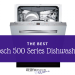 Bosch 500 Series Dishwasher