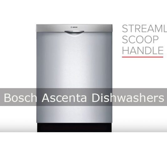 Bosch Ascenta Dishwashers