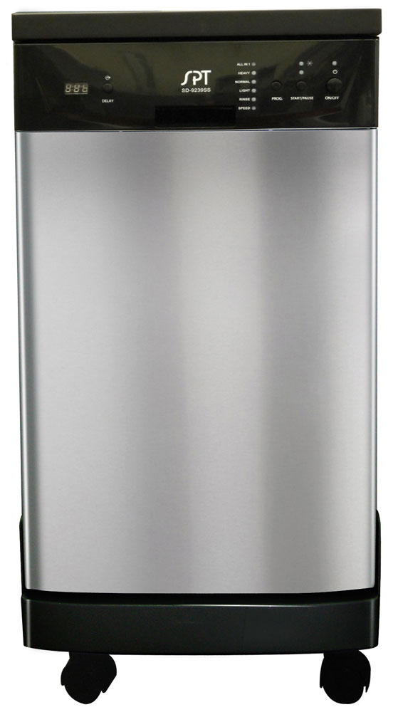 Sunpentown SD9241SS Energy Star Dishwasher