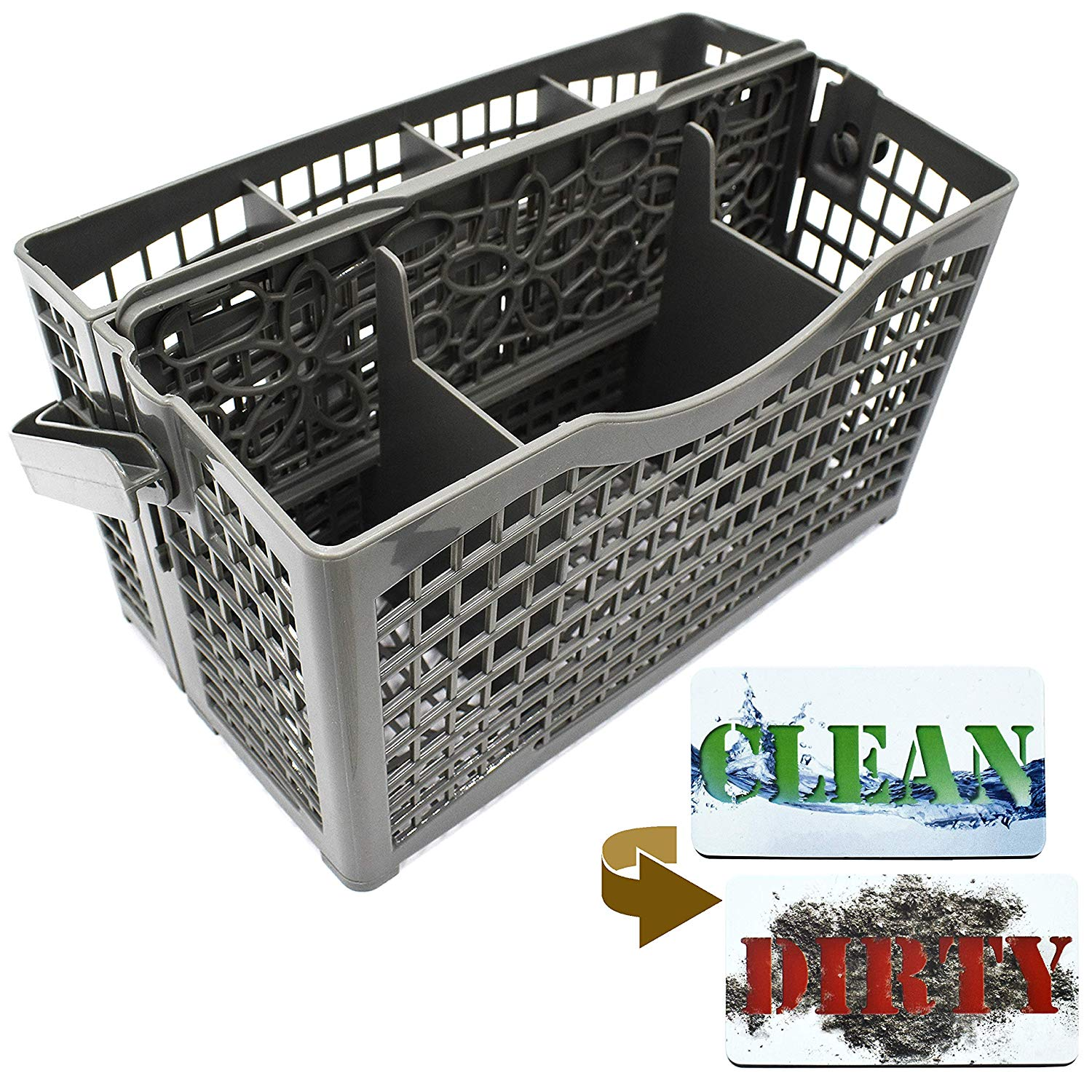 Lemon House Silverware Basket