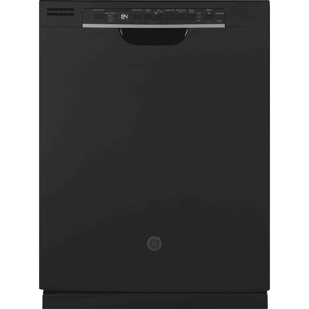 GE 24-Inch Front-Load Built-In Dishwasher