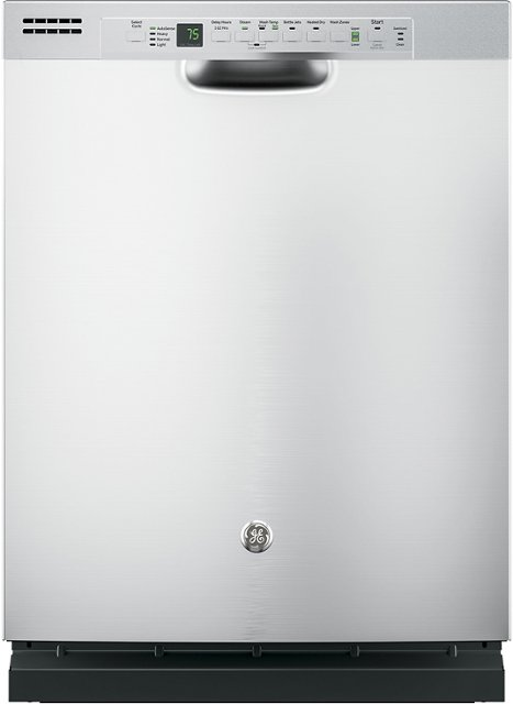 GE 24-Inch Tall Tub Stainless Steel Dishwasher